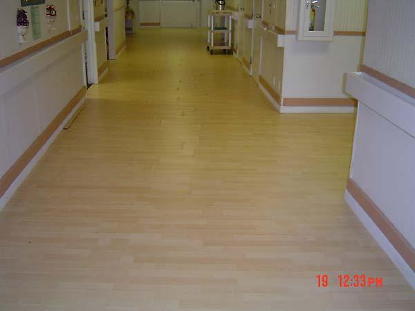 Water damage restoration examples california emergency for Pergo flooring trim